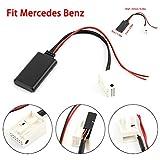 vitihipsy Zusatzkabel des Bluetooth-Adapters für Sitzmercedes-Benz-Audio w169 w245 w203 w209 w164