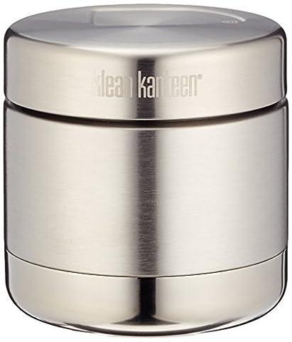 Klean Kanteen Lebensmittelbehälter 473 ml Food Canisters doublewall, brushed stainless,