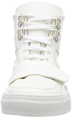Jonny`s Vegan - Shima, Scarpe da ginnastica Donna Bianco (Weiß (blanco))