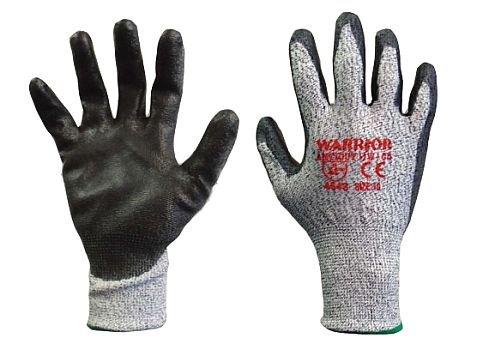 Sicherheit Handschuhe (Paar)–Ausschneiden Proof anti-cut Level 5Schutz–EN388–Medium, Large, X-Large und XXL Größen (Leder-arbeits-handschuhe Größe Klein)