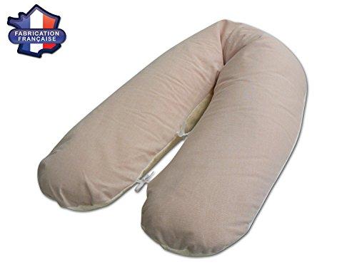 MODULIT: Grand coussin d'allaitement déhoussable 180cm