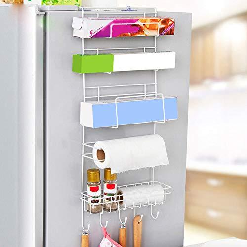 Gel de s/ílice de grado de alimentos fresh-keeper y organizador estantes de almacenamiento de alimentos frigor/ífico Mat la prolongaci/ón de la vida de producir 18.5 x 11.8 pulgadas verde