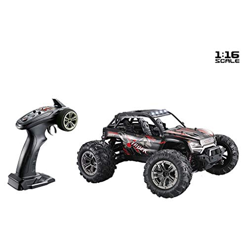 Webla - Rc Auto, LKW-Spielzeug. Q902 Brushless 1.16 2.4G 4Wd 52 Km/H High Speed   Truck Bigfoot Rtr RC Car - Fernbedienung Red Suv