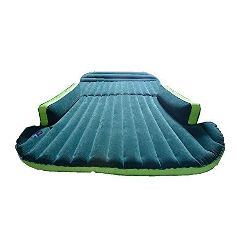 WANGXN SUV Matratze Air Bett Tragbares Auto Bett für Outdoor Reisen, kostenlose elektrische Luftpumpe, green