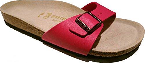 te Sandale Madrid BF pink Gr. 35 - 43 339913, Größe + Weite:35 schmal (Birkenstock Sandalen Frauen Größe 35)
