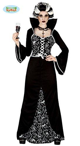 Die Gräfin Kostüme (edle Vampir Lady Kostüm für Damen Gr. M/L,)