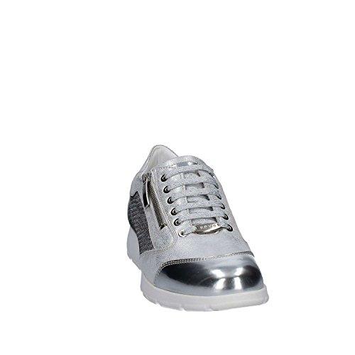 Keys , Damen Sneaker Silber