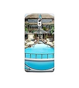 Ebby Premium Printed Back Case Cover With Full protection For Lenovo Vibe P1m (Designer Case)