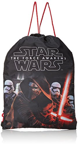Star Wars Episode 7 Sac à cordon, Noir