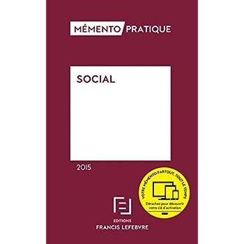 Mémento Social 2015