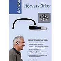 Hörverstärker im Headset-Design silber / schwarz preisvergleich bei billige-tabletten.eu