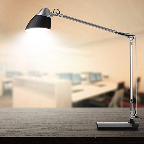 Lampada led scrivania taotronics lampada da tavolo 6w for Lampada led da scrivania