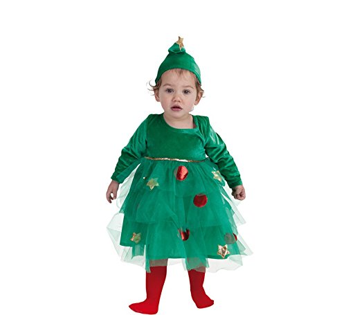 Imagen de llopis  disfraz bebe arbol de navidad