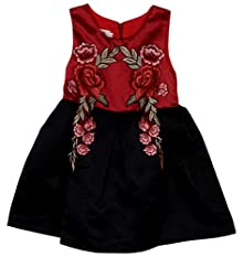 a3ba70c22d6156 Si Rosa By Hopscotch Dresses   Frocks Price List in India on April ...