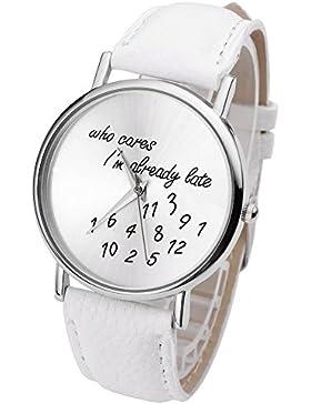 JSDDE Uhren,Fashion