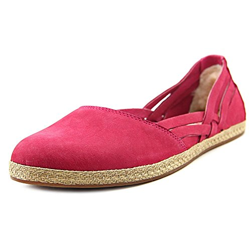 ugg-australia-tippie-women-us-7-red-flats