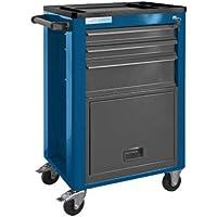 ADB Eco Werkstattwagen blau 3 Schubladen