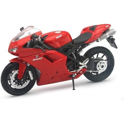 Ducati Motocicleta 1198 Red 01:12 por NewRay JUGUETE