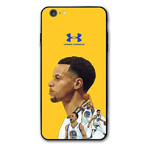 iPhone 6S Hülle, iPhone 6 Hülle, Basketball Fashion Schutz, stoßfest, Kratzfest, weiche Schutzhülle, Apple iPhone 6s, Curry