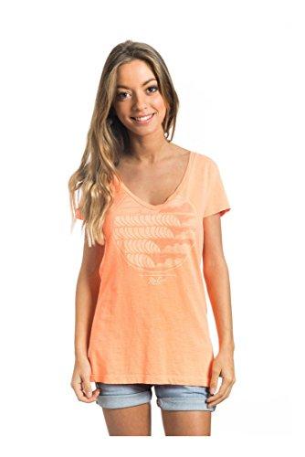 rip-curl-irepani-tee-t-shirt-arancione-disegno-centrale-bianco-m