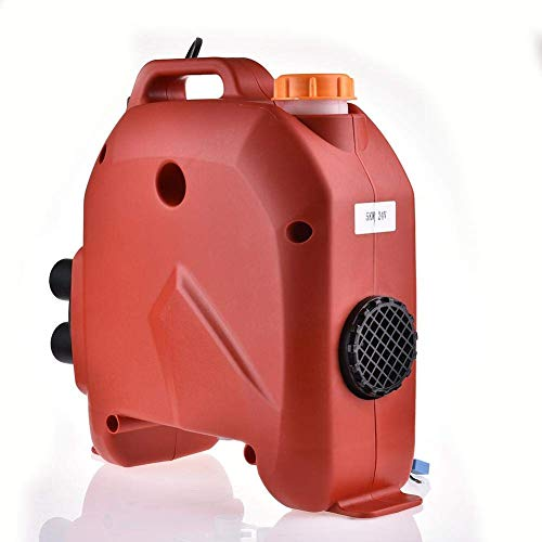 5KW 12V 4 Fori Diesel Air Heater, Parcheggio Auto Riscaldatore Diesel Aria Riscaldatore di Parcheggio Air Heater Impianti di Riscaldamento per Le Automobili/Pickups/Grandi Auto