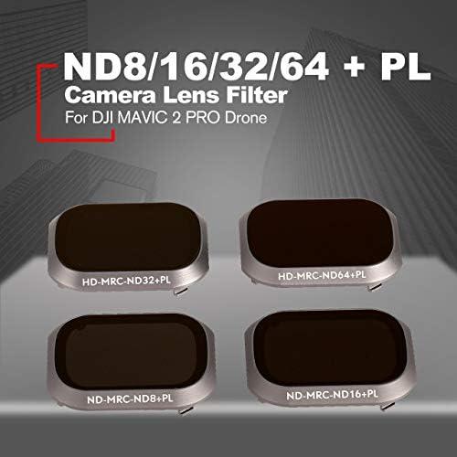 Jasnyfall Filtre Canneberge HD-MRC CPL CPL CPL à Filtre polarisant pour Drone DJI Mavic 2 Pro | Produits De Qualité  a60c64