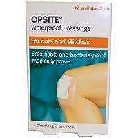 Opsite Waterproof Dressings X5 6.5Cm X5cm preisvergleich bei billige-tabletten.eu