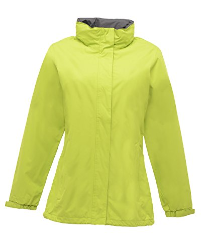 Regatta Standout Damen Jacke Key Lime/Seal Grey