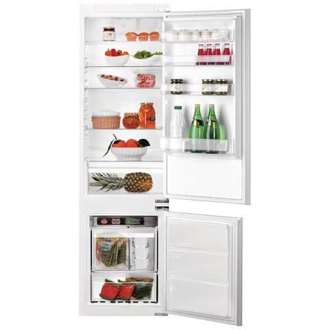 Hotpoint BCB 8020 D AA Kühlschrank, Klasse A+ Kapazität Netta 233 l, Weiß