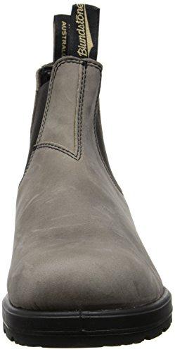 Blundstone Classic Comfort 550, Unisex-Erwachsene Kurzschaft Stiefel Grau