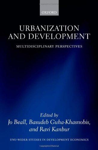 urbanization-and-development-multidisciplinary-perspectives-unu-wider-studies-in-development-economi