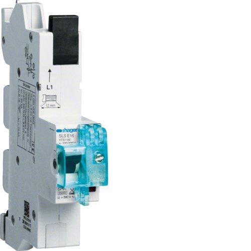 Hager HTS116E 1Elektro-Schalter–elektrischen Schalter