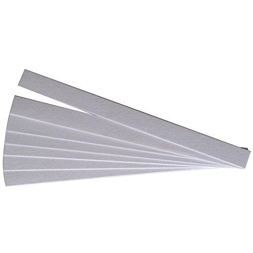 Vococal® 100 Stk Ätherische Öle / Parfüm / Aromatherapie Duft Teststreifen Streifen Papier