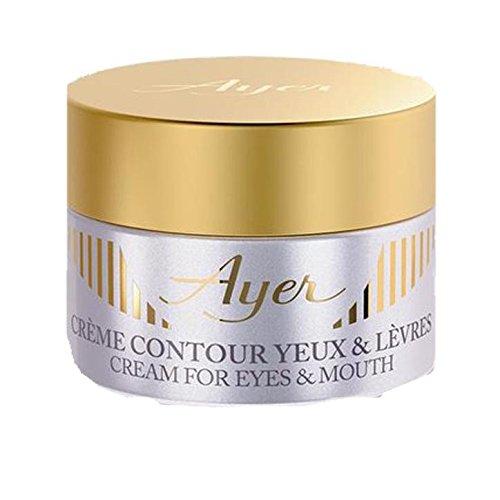 Ayer - Crème contour des yeux et de la bouche - 15 ml