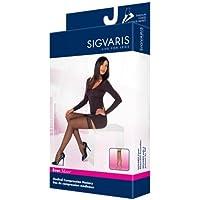 Sigvaris EverSheer Thigh High 15-20mmHg Women's Closed Toe Long Length, Medium Long, Suntan by Sigvaris preisvergleich bei billige-tabletten.eu