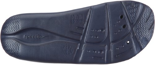 Speedo Atami Core Slide (Box) 8069213503, Sandali, Uomo Blu (Blau/Navy/White)