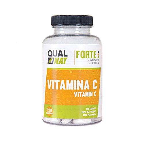 Vitamina C de 1000mg - Suplemento alimenticio de vitamina C que ayuda a aumentar las defensas y con un alto contenido en antioxidantes - 120 comprimidos
