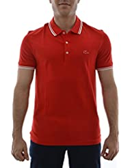 polos lacoste ph3470 rouge