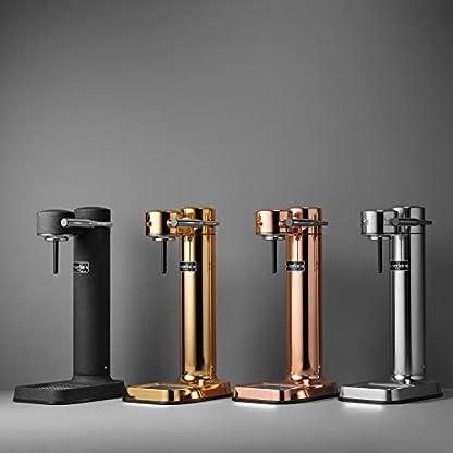 Aarke-Carbonator-II-Wassersprudler-Edelstahl-Gehuse-Soda-Sprudelwasser-inkl-PET-Flasche-kompatibel-mit-CO2-Sodastream-Zylindern