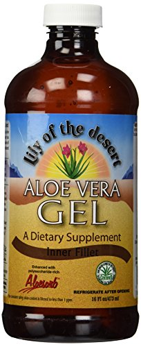 Lily Of The Desert Aloe Vera Gel (12x16 Oz)