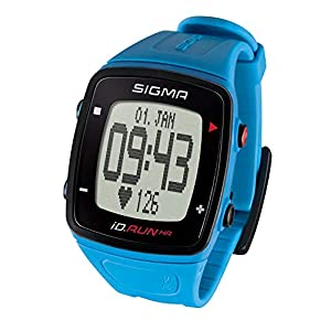 Sigma Sport ID. Run HR Montre GPS Course, Mixte, 24910, Pacific Blue, Size_Name_Copy_2/3