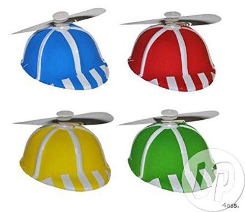 Lot / Set von 3 Stück - Rumpf Propeller Hut mit (Hüte Propeller)