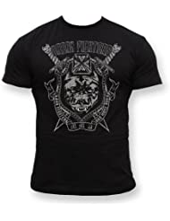 Dirty Ray MMA Urban Fighters t-shirt homme K56