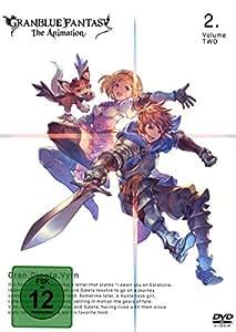 GRANBLUE FANTASY The Animation - Vol.2 (EP. 07 - 13 + OVA) [2 DVDs]