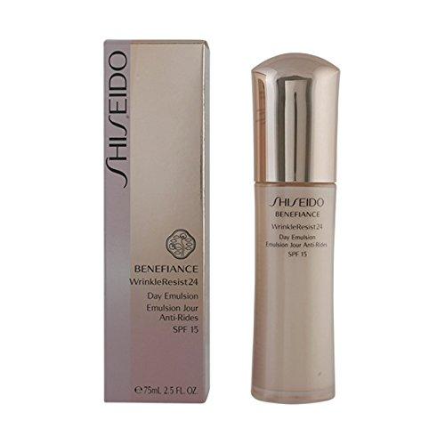 Shiseido Benefiance WrinkleResist 24 Day Emulsion Gesichtslotion 75 ml -