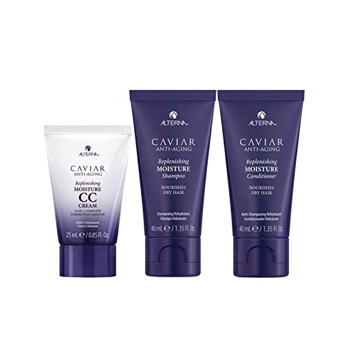 Alterna Cavair Replenishing Moisture Cons Trail Ki