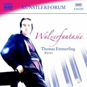 Naxos-Künstlerforum - Thomas Emmerling (Walzerfantasie)