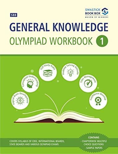 General Knowledge Olympiad Workbook - Class 1
