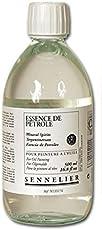 Sennelier Rectified turpentine spirits 500 ml