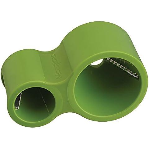 Cortador en espiral (verde)